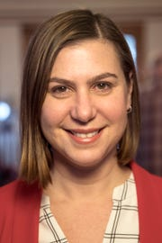 U.S. Rep. Elissa Slotkin, D-Holly, took office in January 2019 after defeating former U.S. Rep. Mike Bishop.
