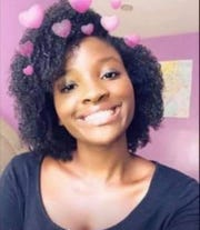 Danyna Gibson, 16, of Warren was stabbed to death during class at Fitzgerald High School in Warren on Wednesday, September 12, 2018.