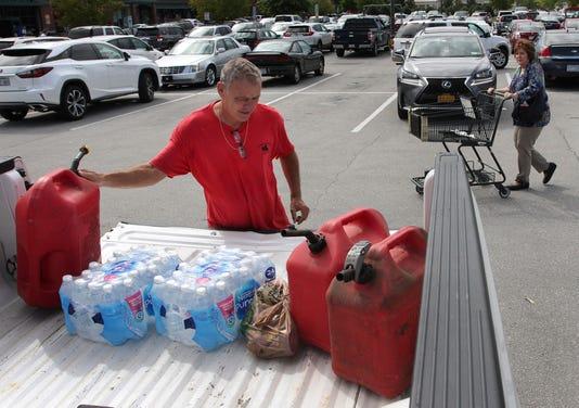Hurricane Florence Preperations