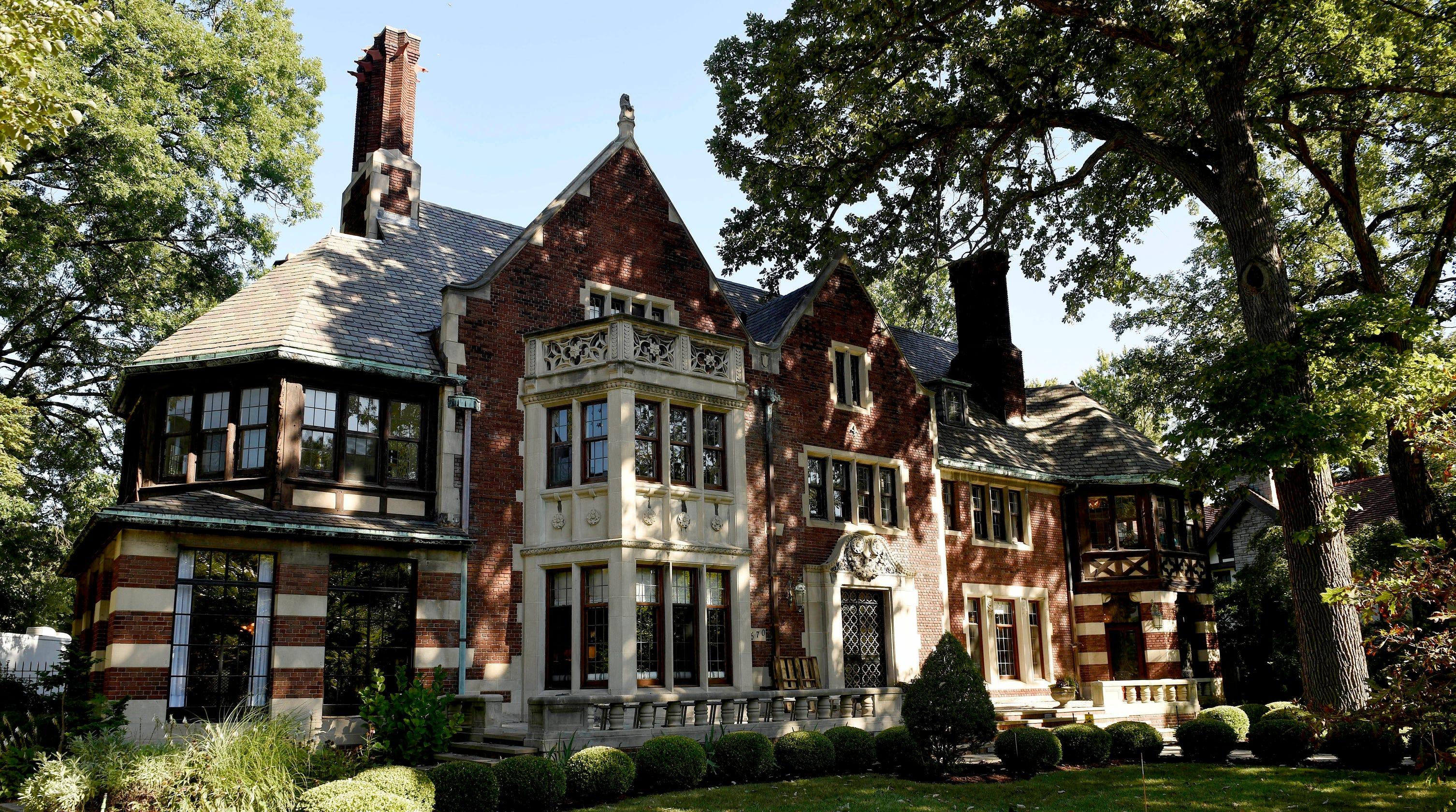 Boston edison 39 s iconic charles t fisher mansion becomes for Edison home show