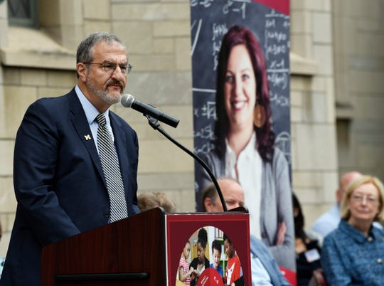 University of Michigan president Dr. Mark Schlissel said the new collaboration further builds on the School of Education's longstanding partnerships in conducting research and working in concert with educators in Detroit.