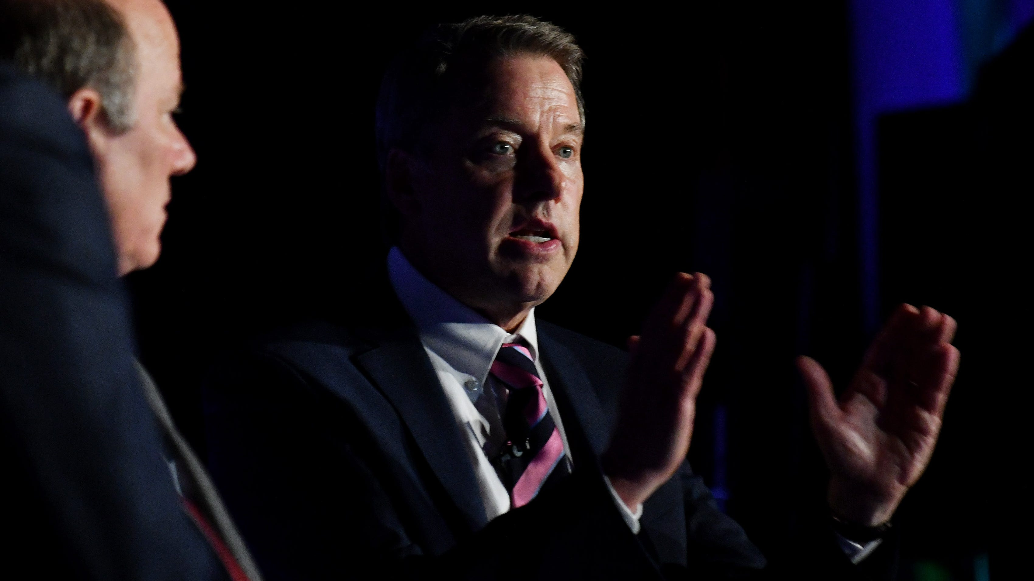 Train station a necessary risk, Bill Ford says
