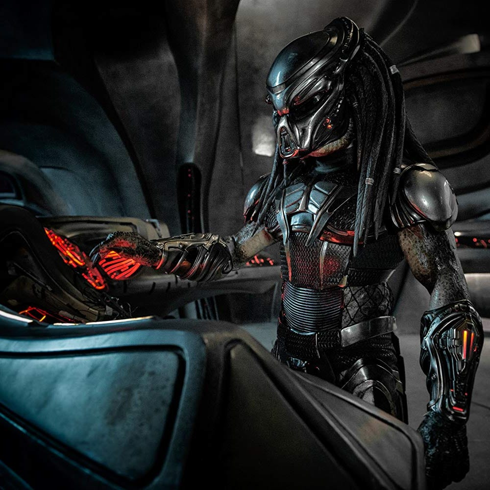 Review: 'The Predator' hunts for a reason to exist