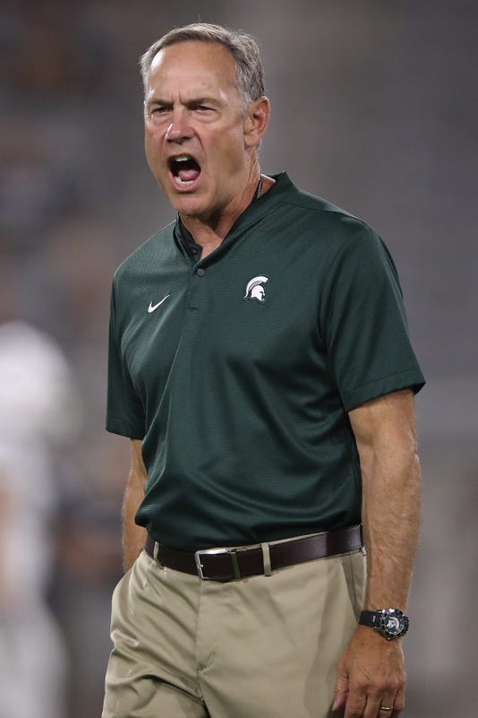 Michigan State V Arizona State