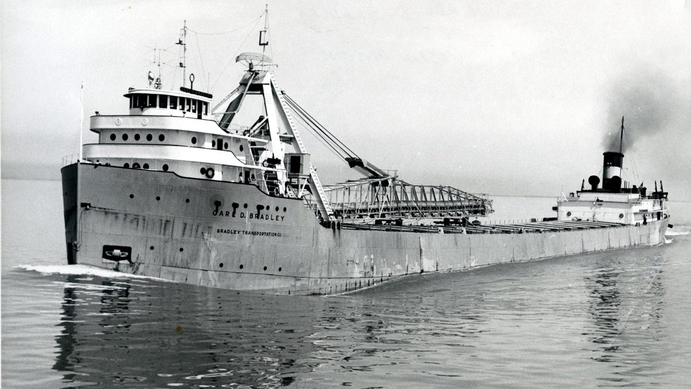 Great Lakes sinkings examined at Dossin Museum