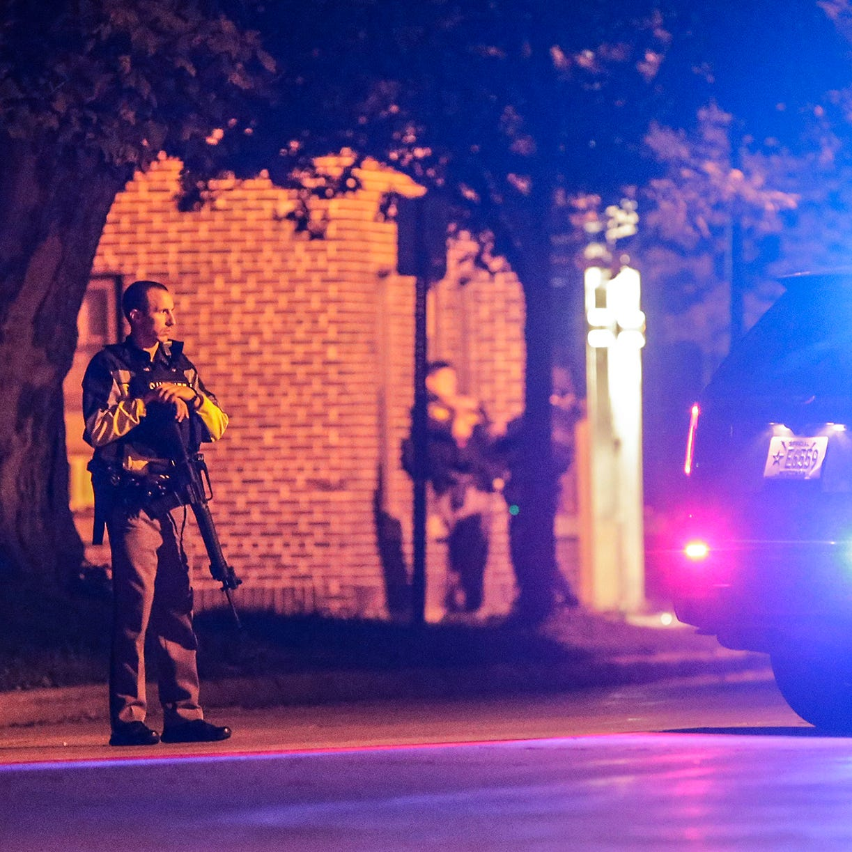 Person of interest in double shooting in custody in Fond du Lac County Jail