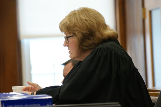 Visiting judge Patricia Cosgrove sentenced Sean O'Connell Thursday to two years in prison after he pleaded guilty to tampering with evidence.