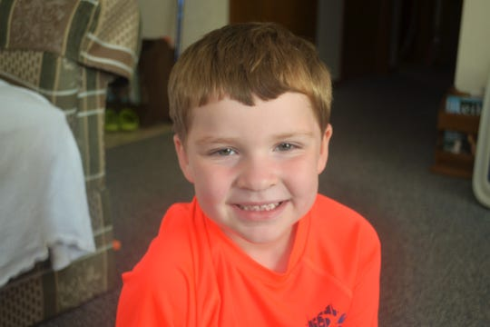 Patricia Zilles overcame many obstacles to gain custody of her four-year-old grandson, Atticus Ingram, shown here. Zilles and her friend, Kay Hofacker, who also fought through a legal battle to gain custody of her grandchildren, have formed a resource group to help other grandmothers working through the process.