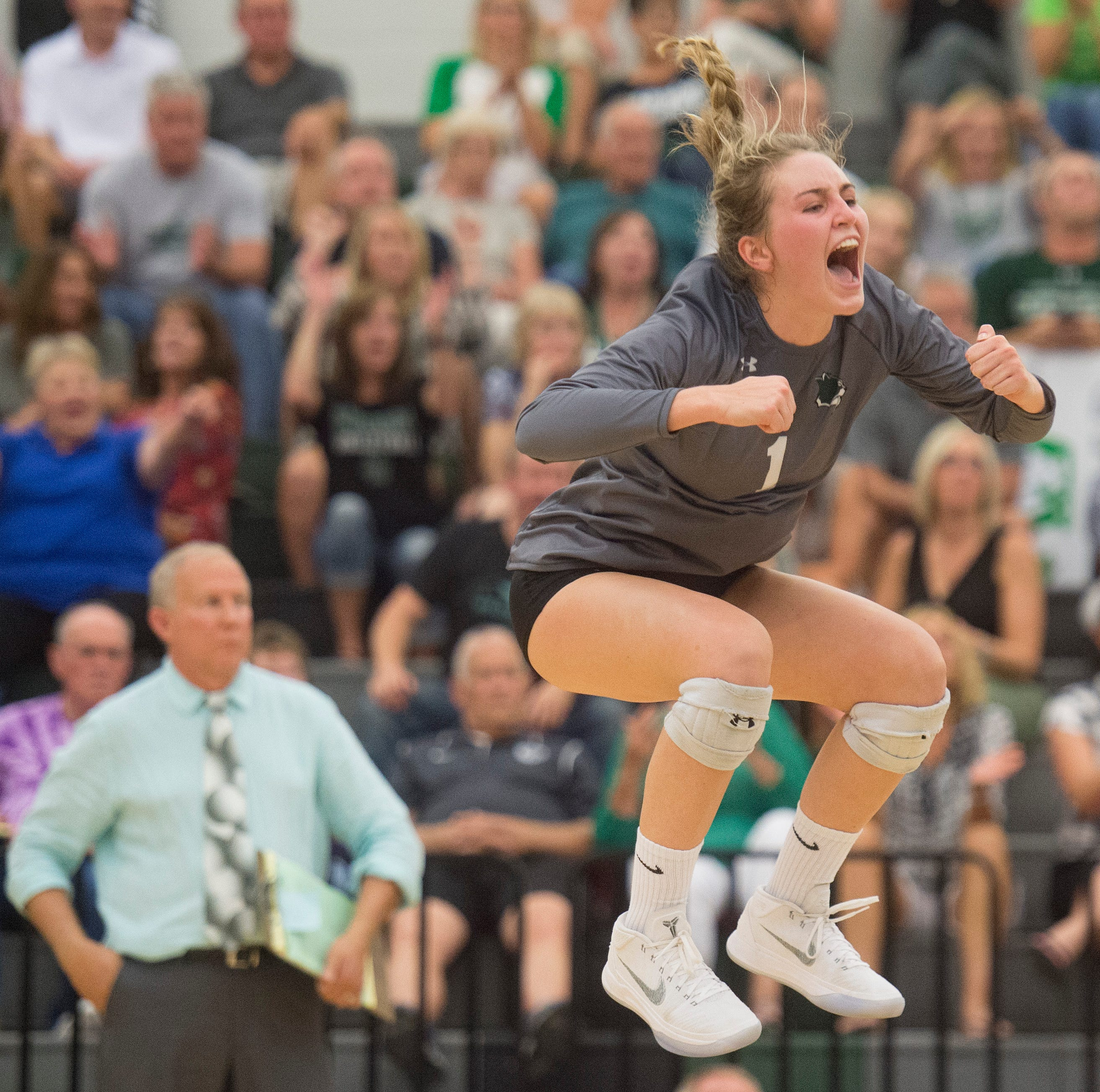 Fossil Ridge volleyball, softball rank highest in early RPI rankings