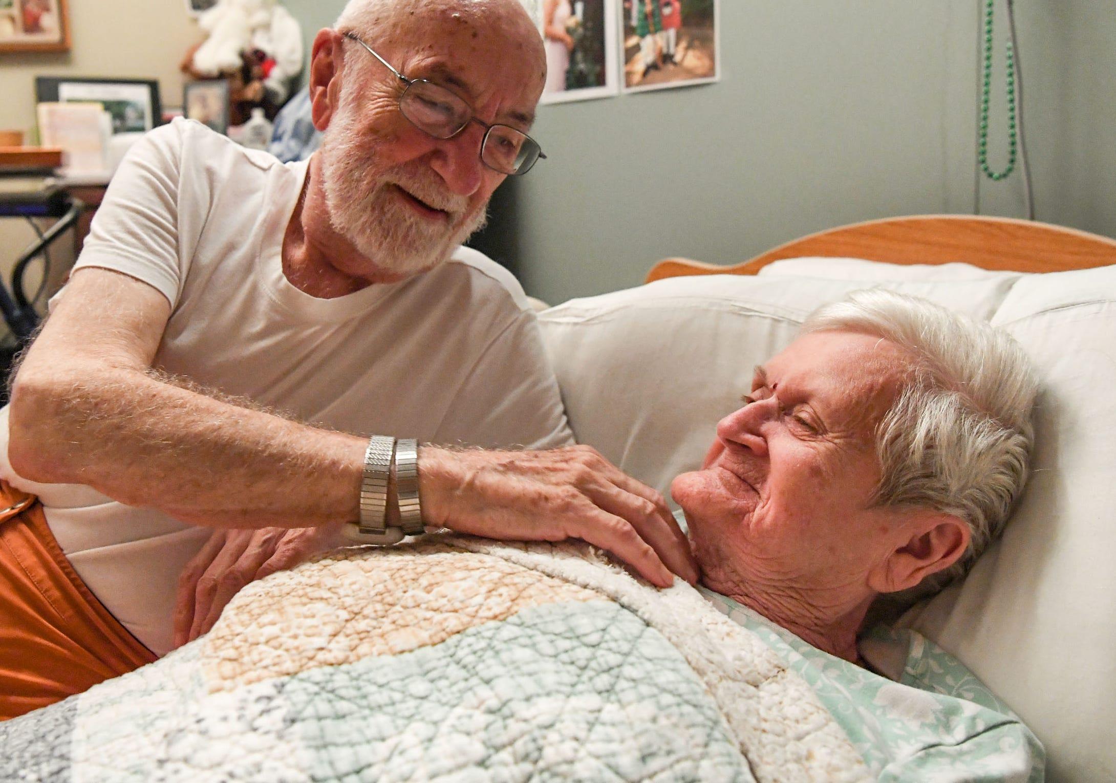 Hurricane Florence Wilmington Elderly