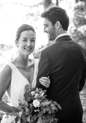 Hisey-Redding wedding