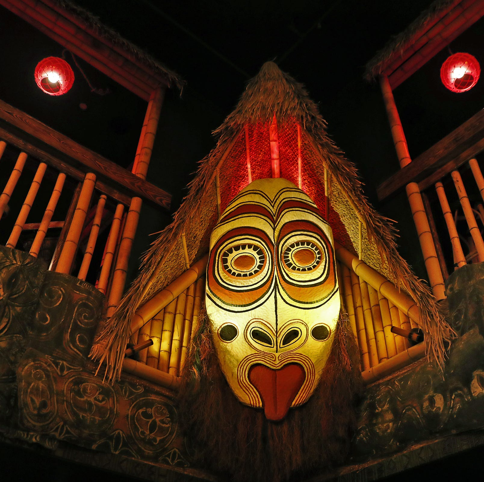 Inferno Room tiki lounge is a 'living museum' of Polynesian culture