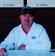 Bryan Crouch, the PGA pro at A.J. Thatcher Golf Course, has actually seen three of his holes-in-one go in the hole.