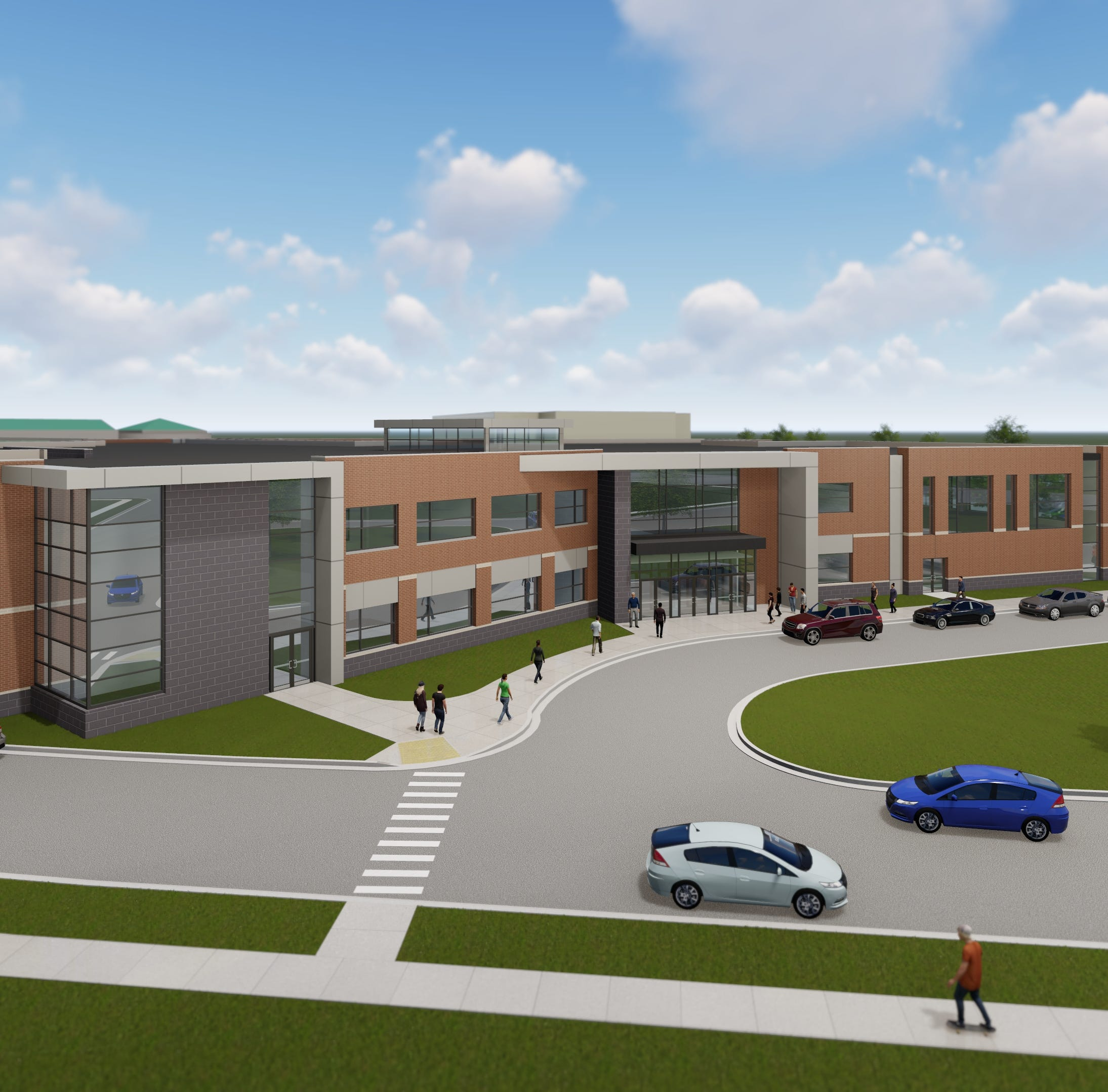 3 ways Westfield High School might feel more like a college after $42M renovation