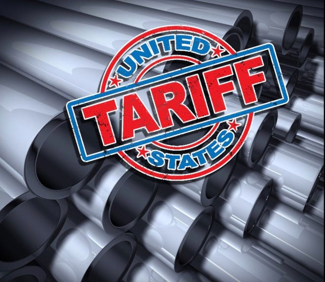 President Donald Trump has raised tariffs on foreign imports of steel and aluminum into the U.S.