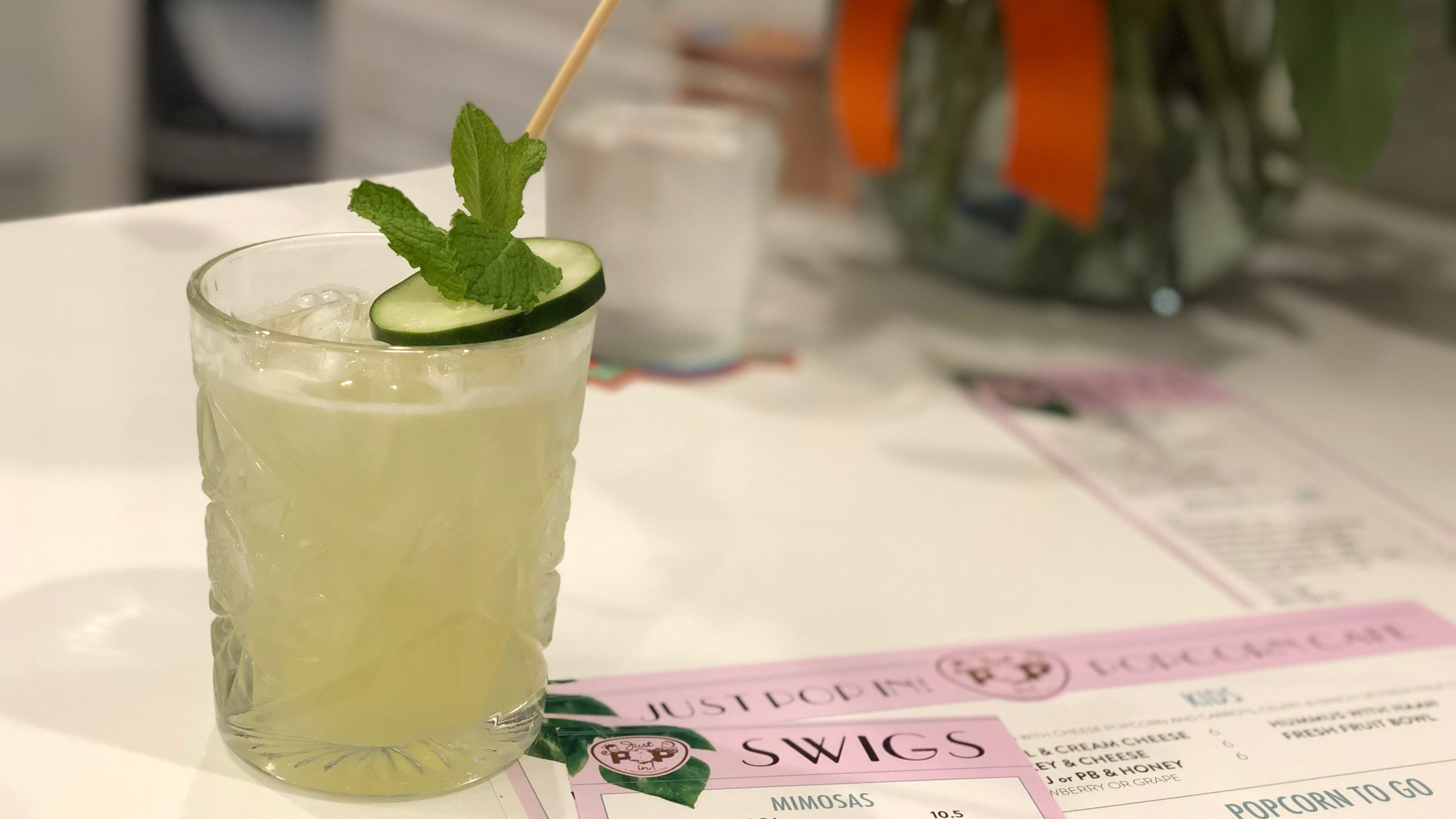 Wild drinks at the tiki lounge, John Mellencamp and a new popcorn cafe