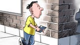 Watch Gary Varvel's time lapse video of his cartoon of the youth vaping epidemic.