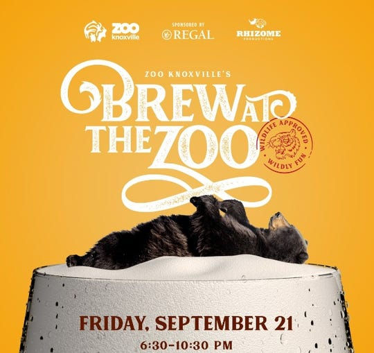 The Brew at the Zoo logo.