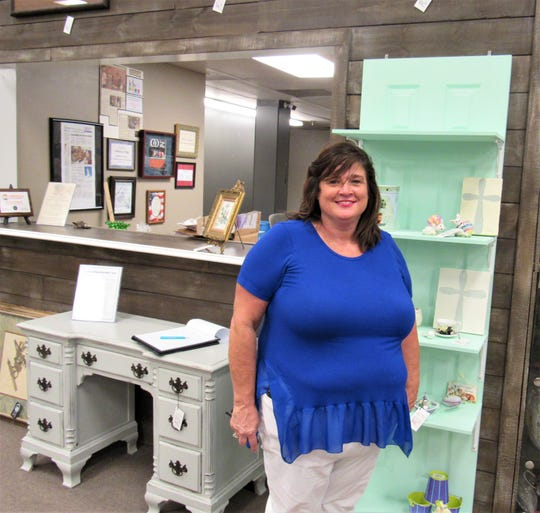 Consign to Design store owner Kristi Hickey got the idea to host the design competition four years ago and it's grown every year.