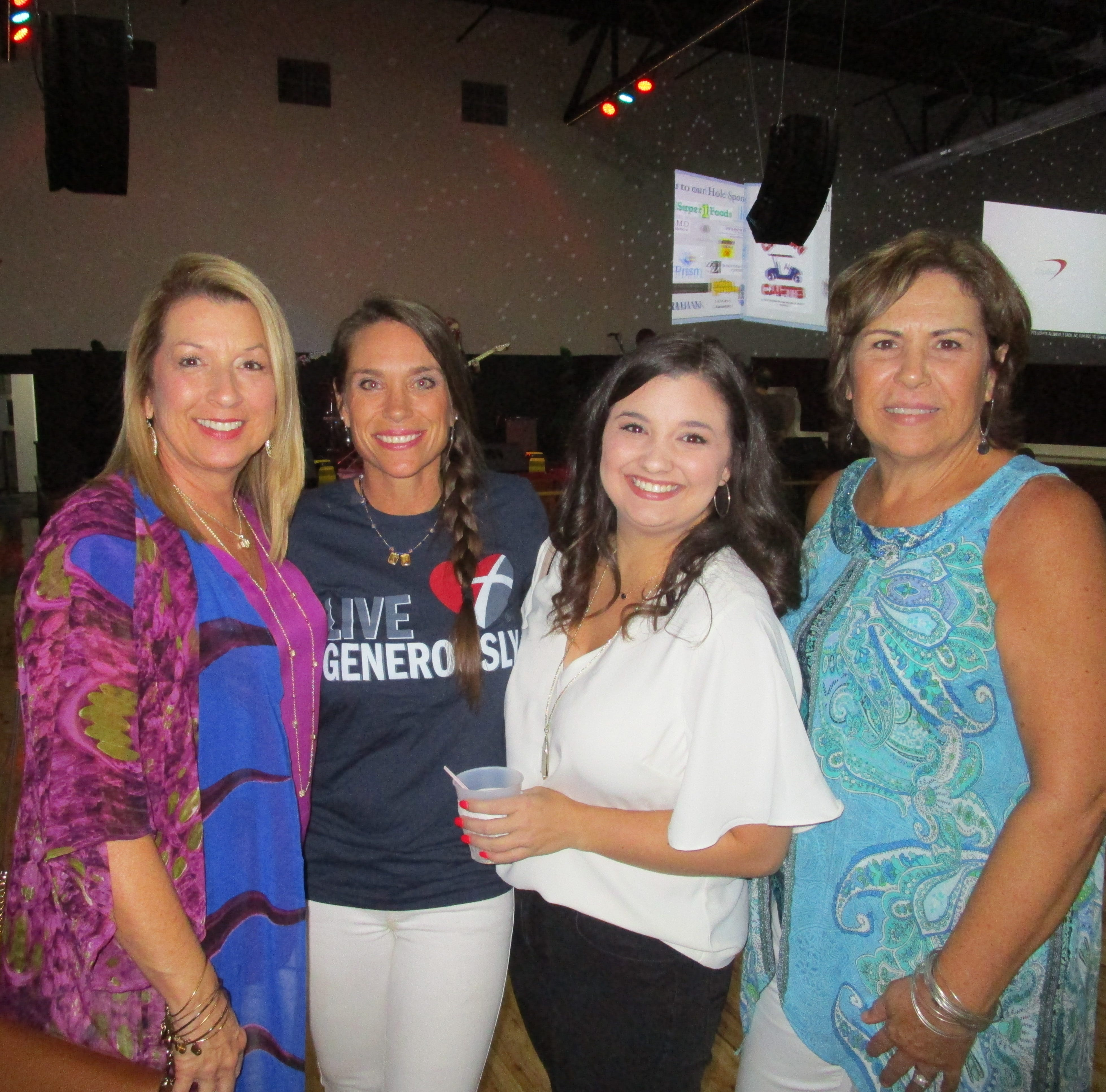 Acadiana House fundraiser draws crowds to Rock 'n' Bowl