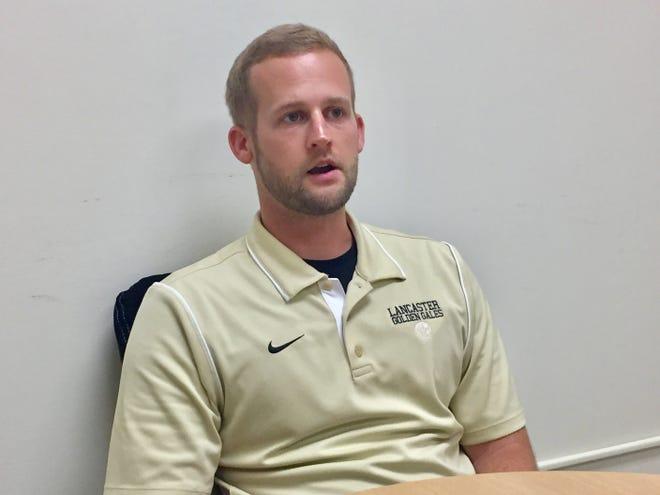 Corey Conn just finished his sixth season as head baseball coach for the Lancaster baseball team.
