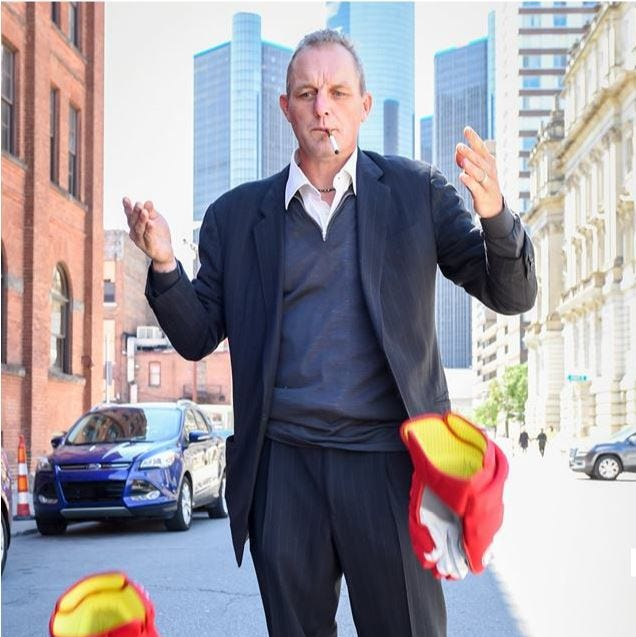 Q&A: Darren McCarty of Detroit Red Wings fame explains how comedy, weed have changed his life