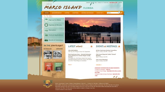The city of Marco Island has agreed to settle a lawsuit alleging ADA violations over the lack of closed captioning on city videos and its TV station.