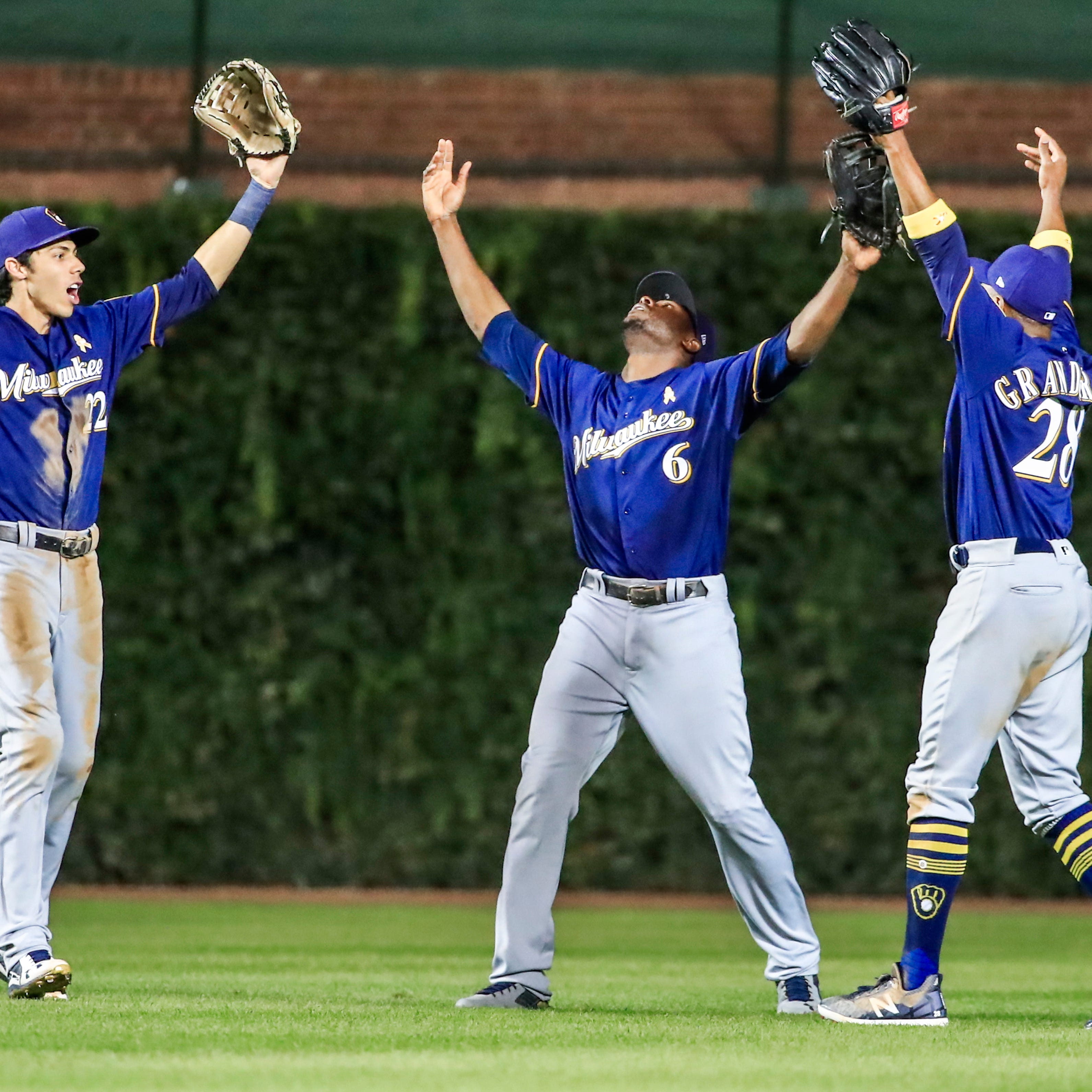 In biggest game in a long time, Brewers showed they are ready to challenge Cubs for division