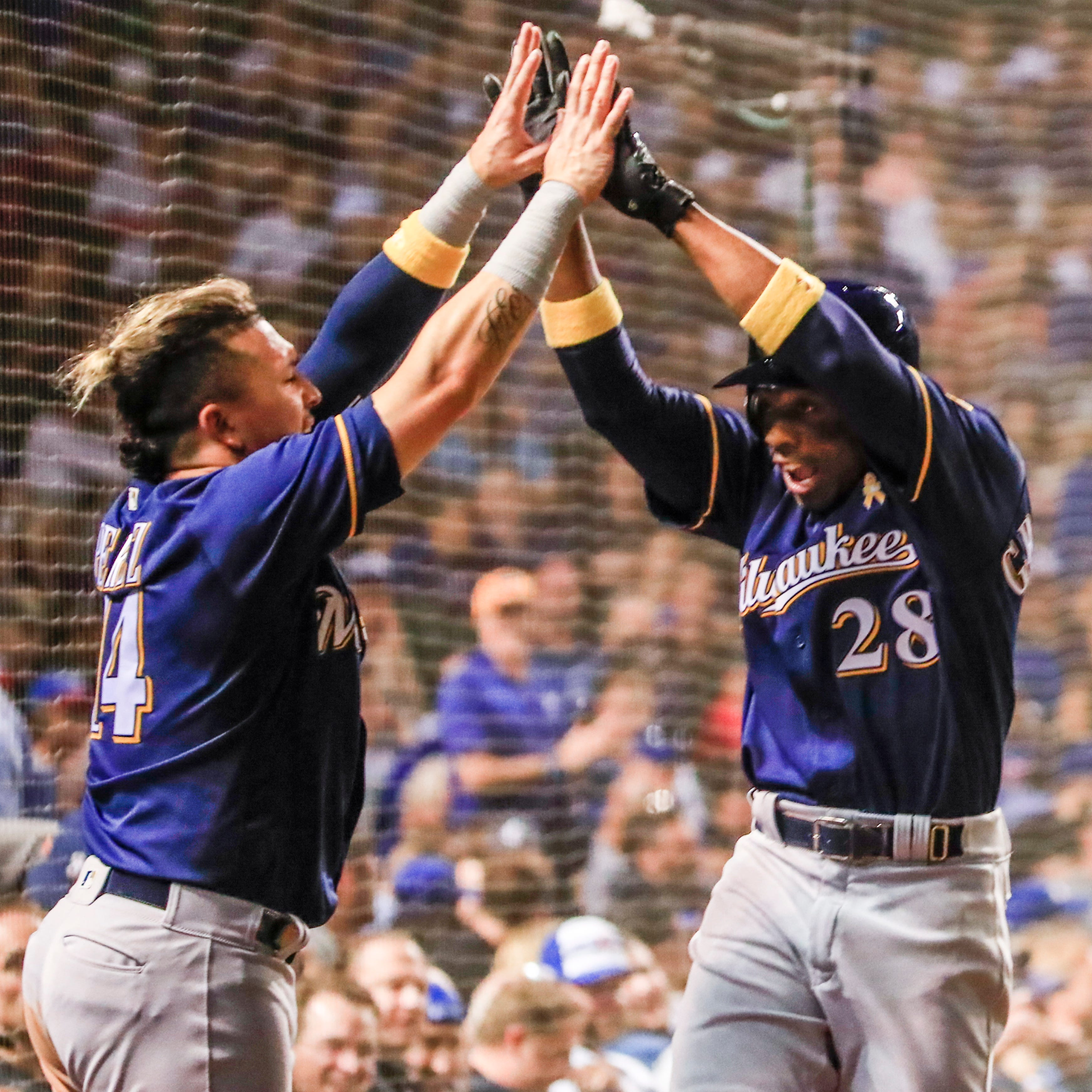 The Brewers magic number is down to 12; here's who to cheer against the rest of the way
