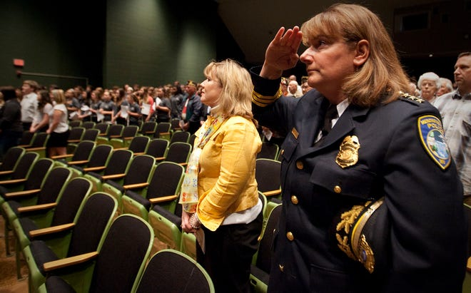 President Donald Trump has nominated Menomonee Falls Police Chief Anna Ruzinski as the U.S. marshal for the Eastern District of Wisconsin. The Senate Judiciary Committee and full U.S. Senate must approve the nomination for Ruzinski to get the job.