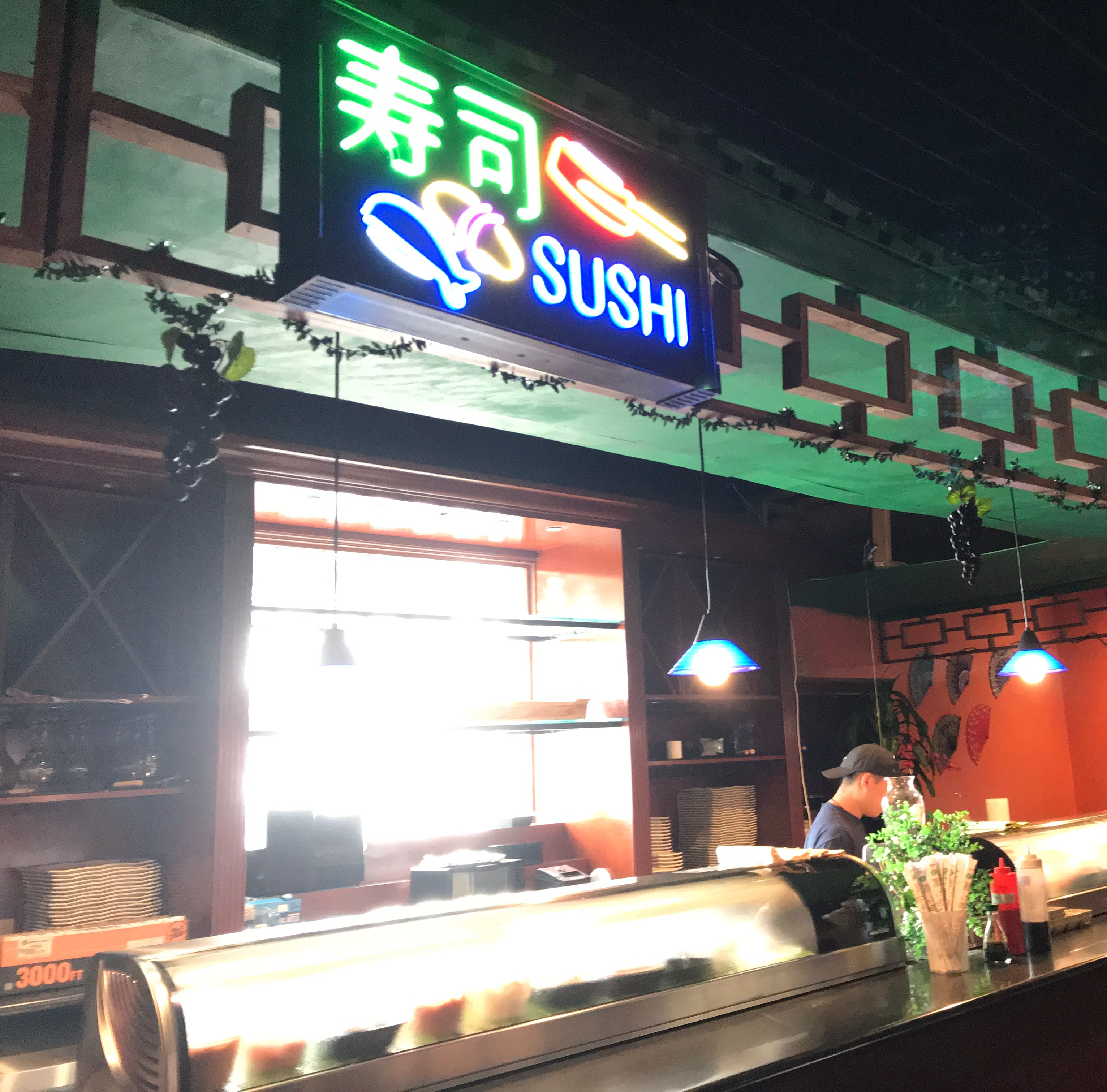 Have you tried Monroe's newest sushi spot? It's all you can eat.