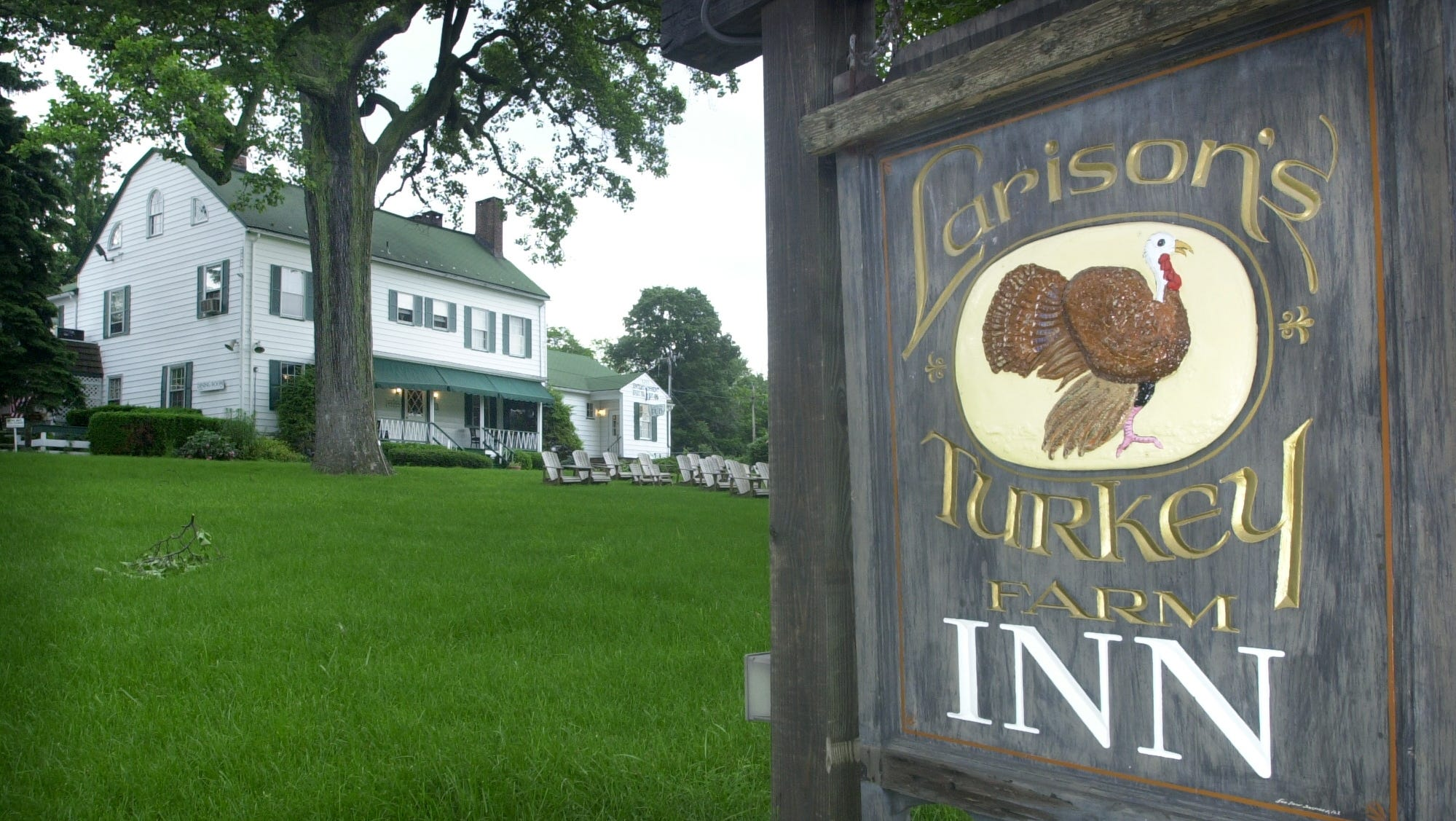 Historic Larison's Turkey Farm in Chester may face wrecking ball
