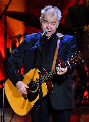 Singer-songwriter John Prine is Nashville's sole nominee for induction into the Rock & Roll Hall of Fame in 2019.
