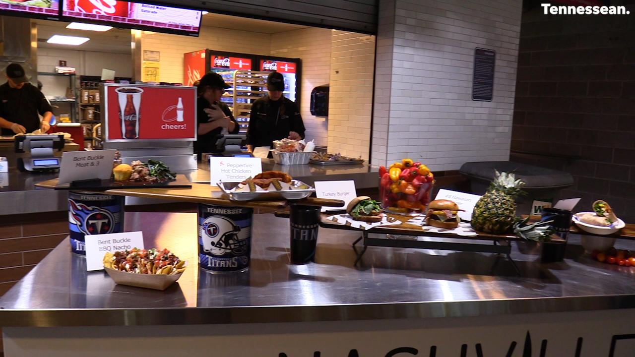 Nissan Stadium Bridgestone Arena Among Worst For Food Safety In Espn Report