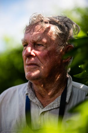 """When Hurricane Irma made  landfall in Florida on Sept. 10, 2017, the wrath of its eye swept through Martin Mason's farm in LaBelle. Now, Mason remembers looking over his farm and seeing nothing but broken branches and uprooted plants. Over the next two month, he said, he has no recollection of what life was like for him. All he recalls is working tirelessly to get his farm back. """"In the end, you decide if you want to run away from it or fix it,"""" he said. """"I decided to fix it."""""""