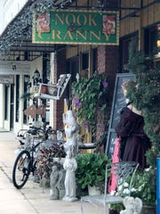 Nook & Cranny store in DeFuniak springs