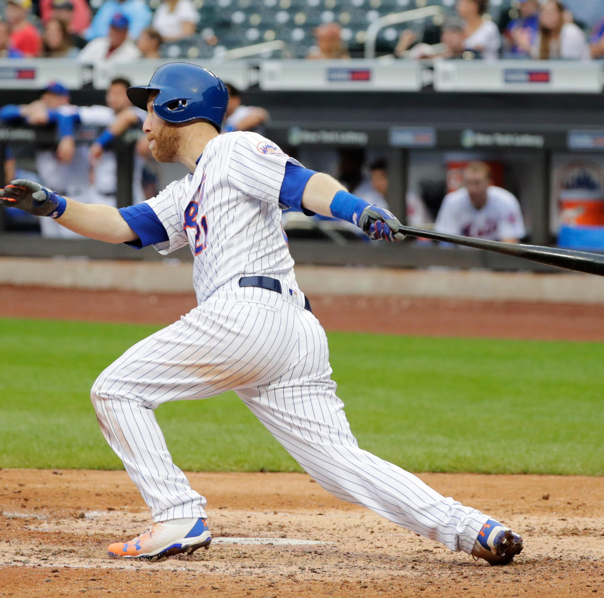 Mets may have to make alternative infield plans with Todd Frazier, Jed Lowrie injuries