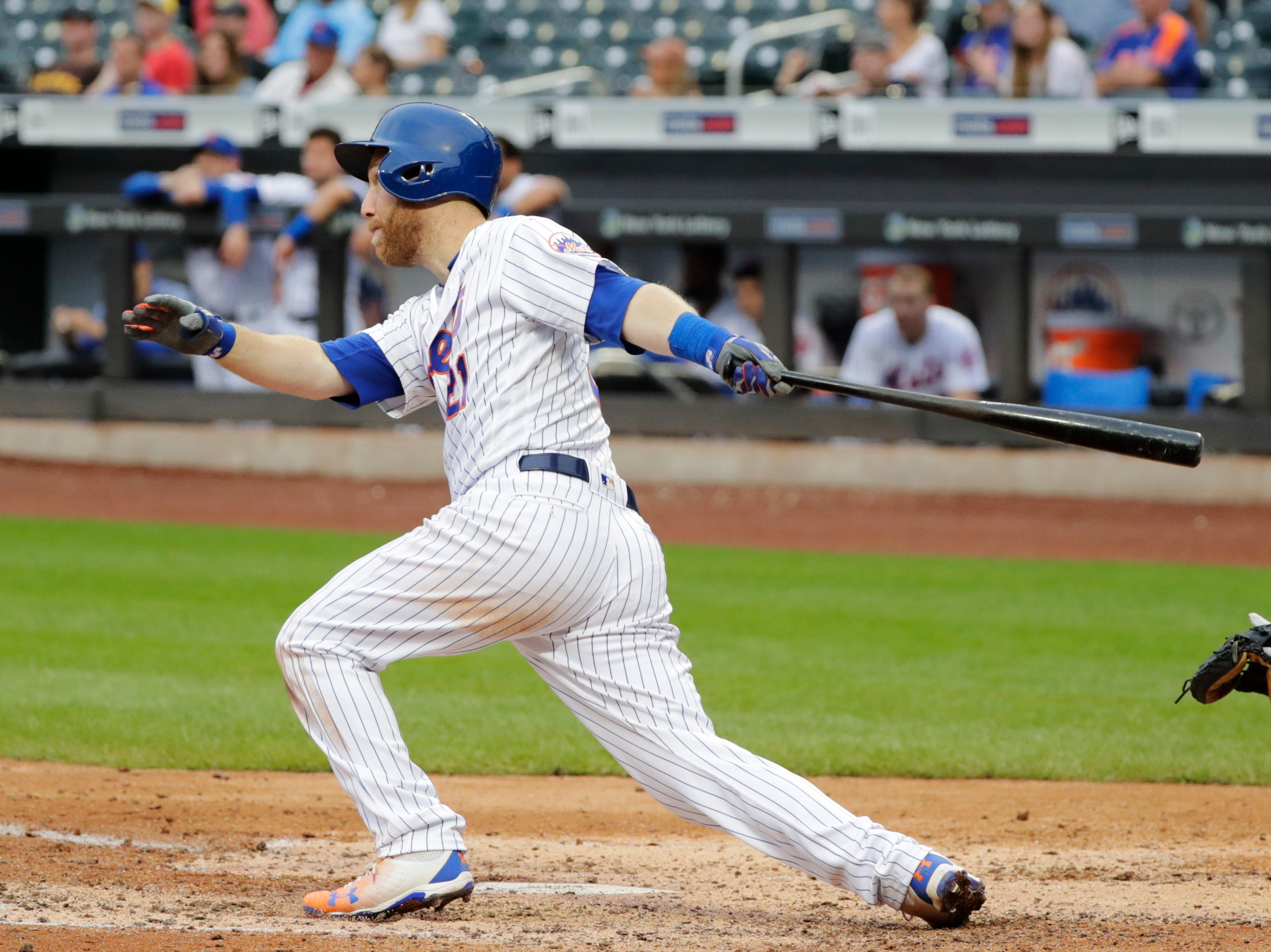 Mets injury updates: Todd Frazier, Jed Lowrie take positive steps
