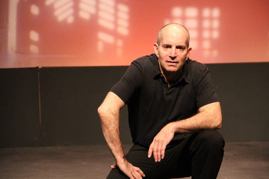 "Brad Zimmerman in ""My Son the Waiter: A Jewish Tragedy"""