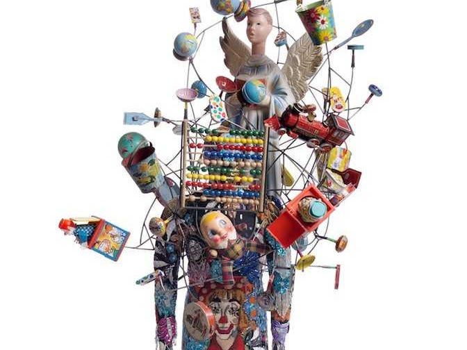"""""""Constructing Identity in America"""": """"Soundsuit"""" by Nick  Cave"""