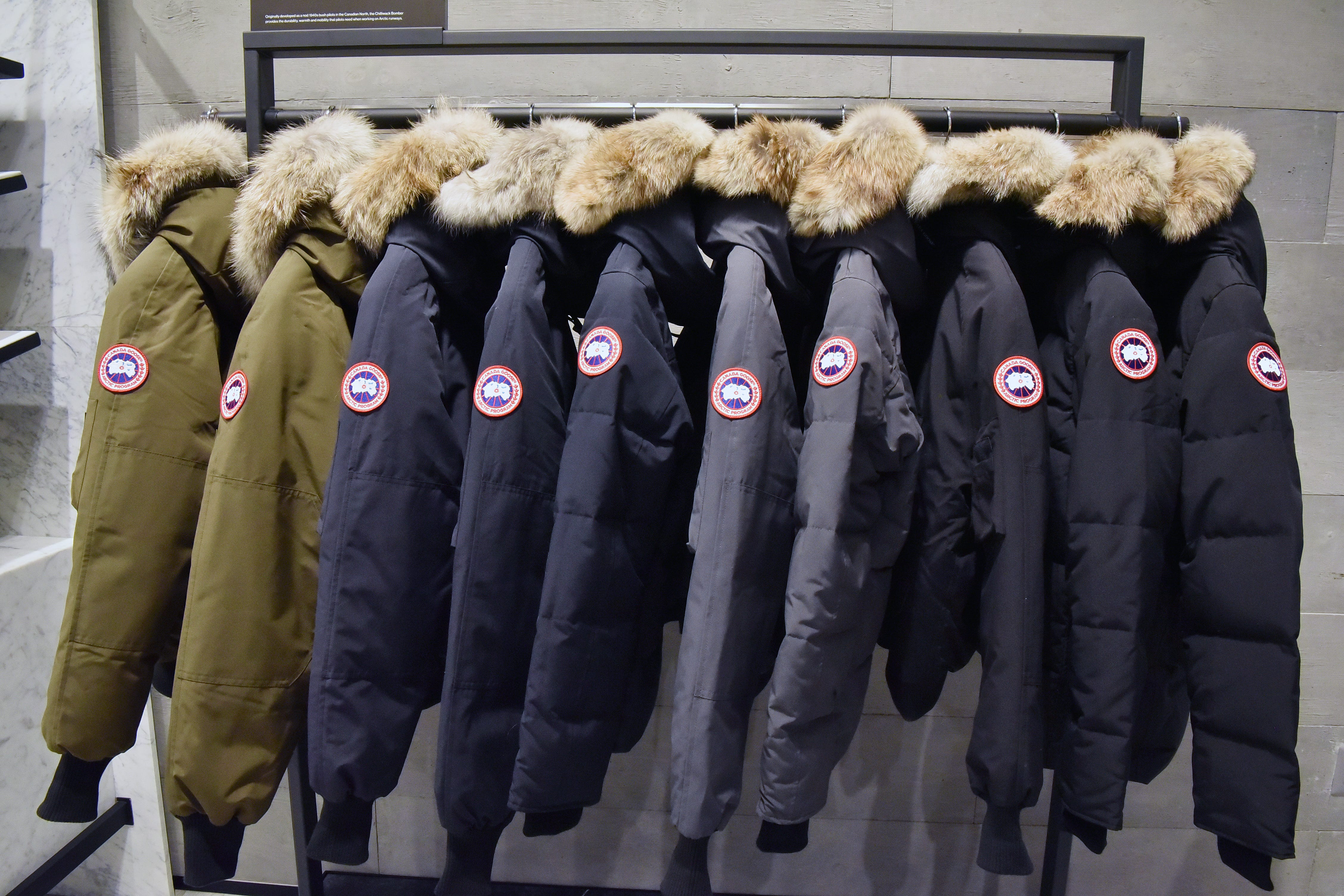 canada goose to open first store in nj at the mall at short hills rh northjersey com