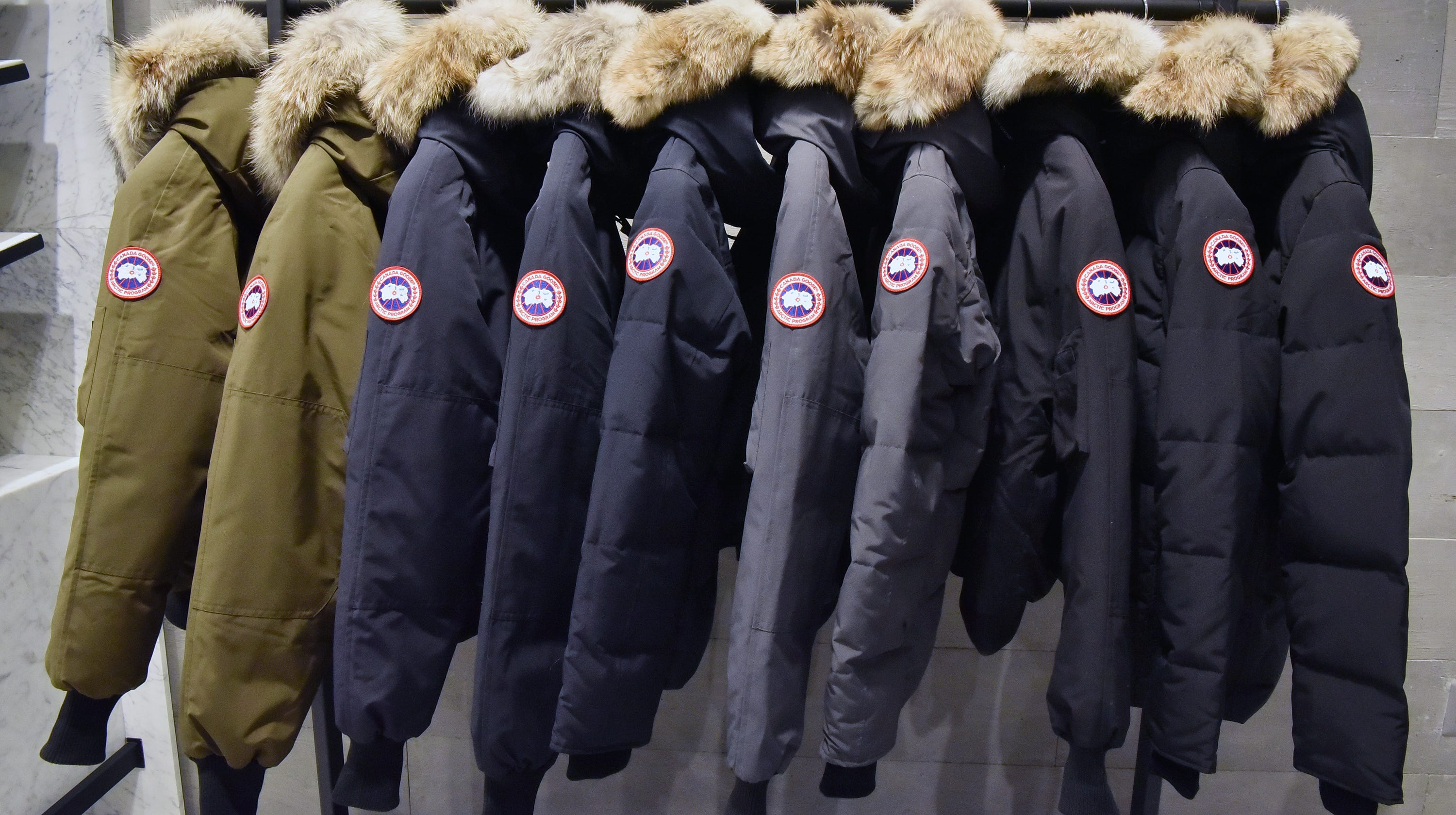 canada goose to open first store in nj at the mall at short hills