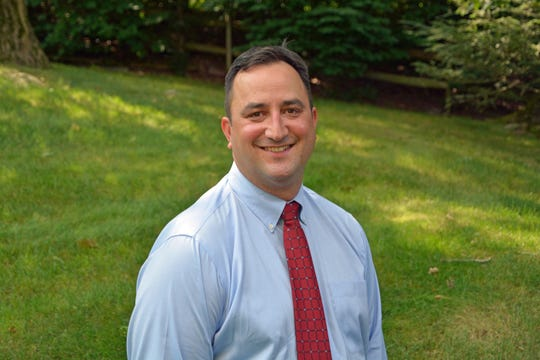 Christopher Garcia is one of three candidates running to fill the unexpired term of former West Milford Mayor Bettina Bieri, who resigned in late-August 2018.