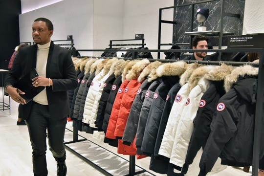 Luxury parka brand Canada Goose is opening its first NJ store at The Mall at Short Hills, NJ.