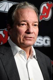 """I know we're on our way,"" Devils general manager Ray Shero said after the New Jersey organization won the NHL Draft Lottery on Tuesday night."