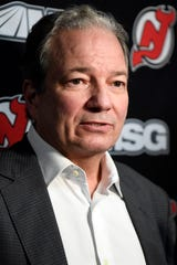 """""""I know we're on our way,"""" Devils general manager Ray Shero said after the New Jersey organization won the NHL Draft Lottery on Tuesday night."""