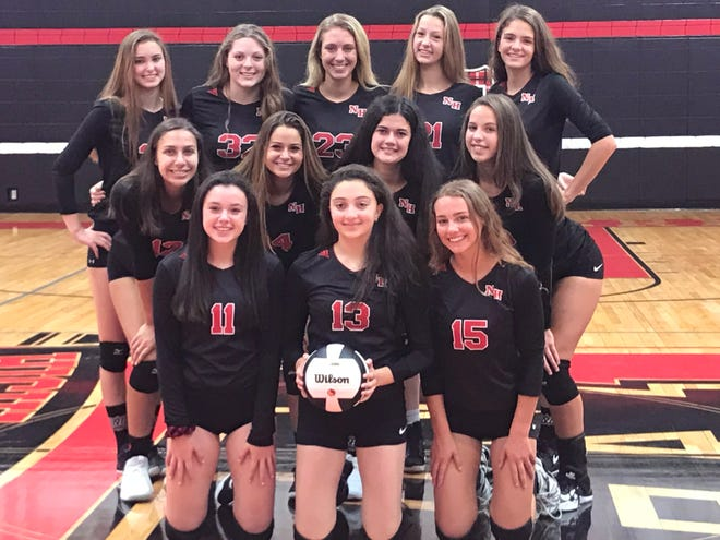 The Northern Highlands girls volleyball team will play in the Group 3 semifinals for the first time since 2013.