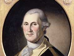"""""""Constructing Identity in America"""": """"General George Washington,"""" by Charles Willson Peale"""
