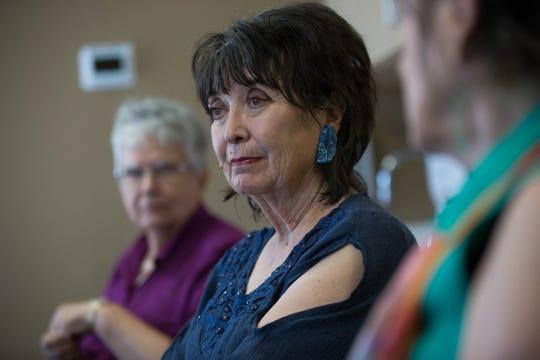 Bernadette Valdes, founding member of the Breast Cancer Support Group at Memorial Medical Center, discusses the origins of the group at Memorial Cancer Center.