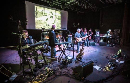 Empty Spaces, a Pink Floyd tribute band, will perform at the Rio Grande Theatre on Friday, Sept. 28.